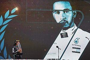 """Hamilton le bâtisseur : """"Je comprends ce que Schumacher a fait"""""""