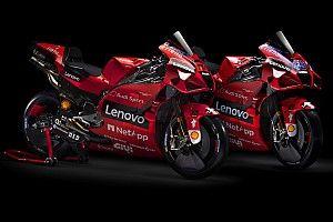 Ducati prévient : le développement doit pouvoir reprendre