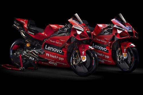 Galeri Foto: Penampakan Ducati Desmosedici GP21