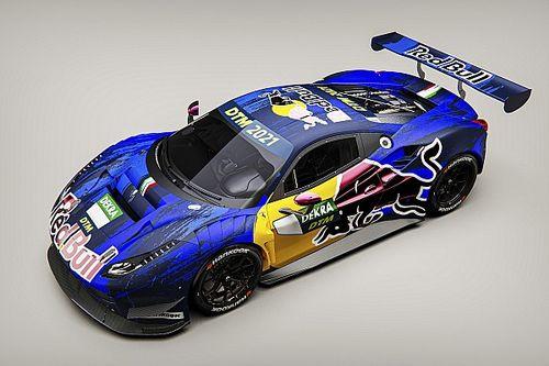 DTM, ufficiale: Red Bull corre con due Ferrari di AF Corse!