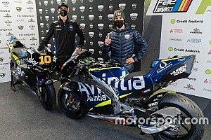 Esponsorama: ecco le Ducati di Bastianini e Marini