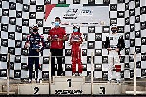 فورمولا 4 الإماراتية: القبيسي تفوز من جديد واشتعال المنافسة على اللقب قبل الجولة الأخيرة