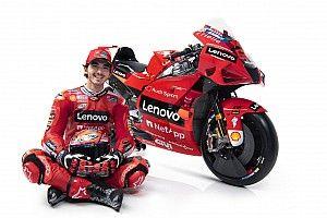 Bagnaia veut éviter aux rookies Ducati de suivre son exemple