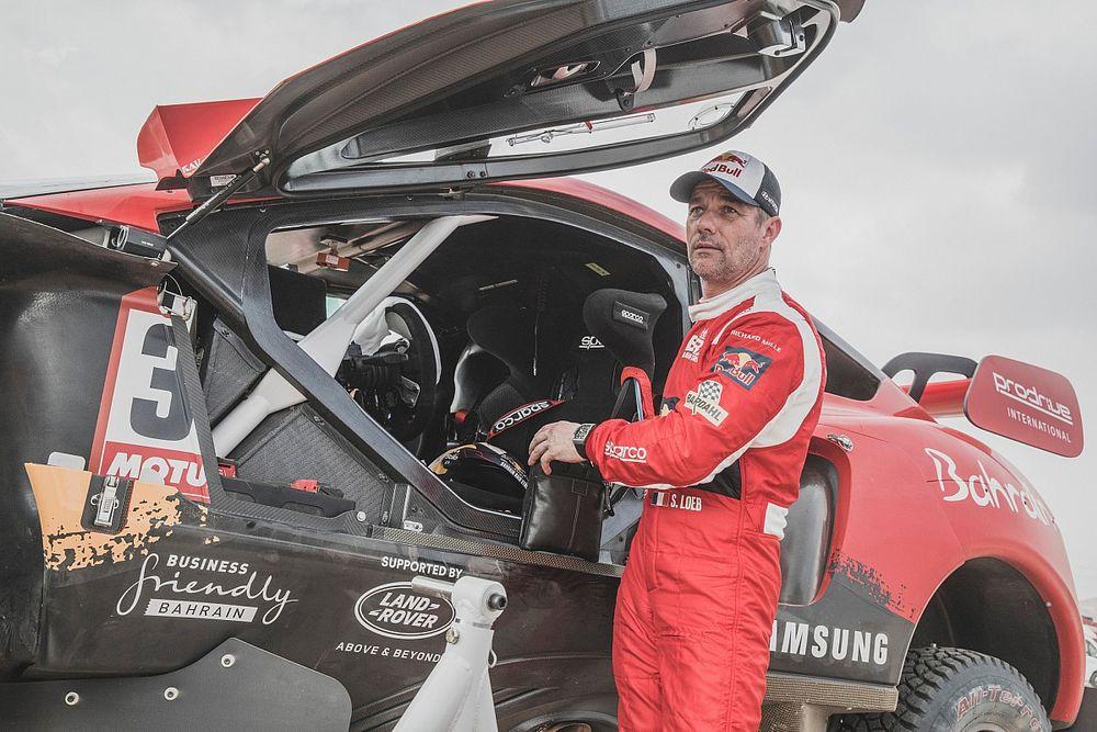 Sébastien Loeb a choisi Fabian Lurquin comme nouveau copilote