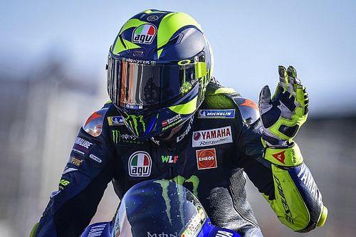Rossi: MotoGP Portugal Jadi Momen Emosional