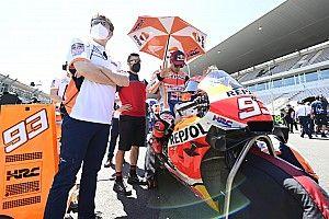 Гонка MotoGP в Хересе: стартовая решетка