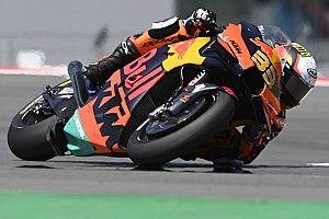 Binder lidera la primera práctica de MotoGP en Jerez