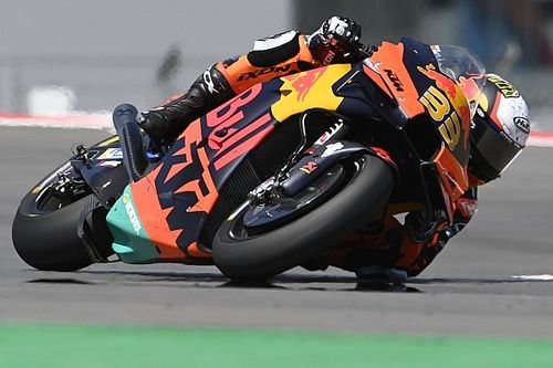 "Binder: KTM ""not in a terrible place"" despite MotoGP struggles"