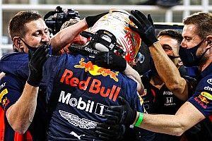 Abu Dhabi'de günün pilotu Verstappen oldu!