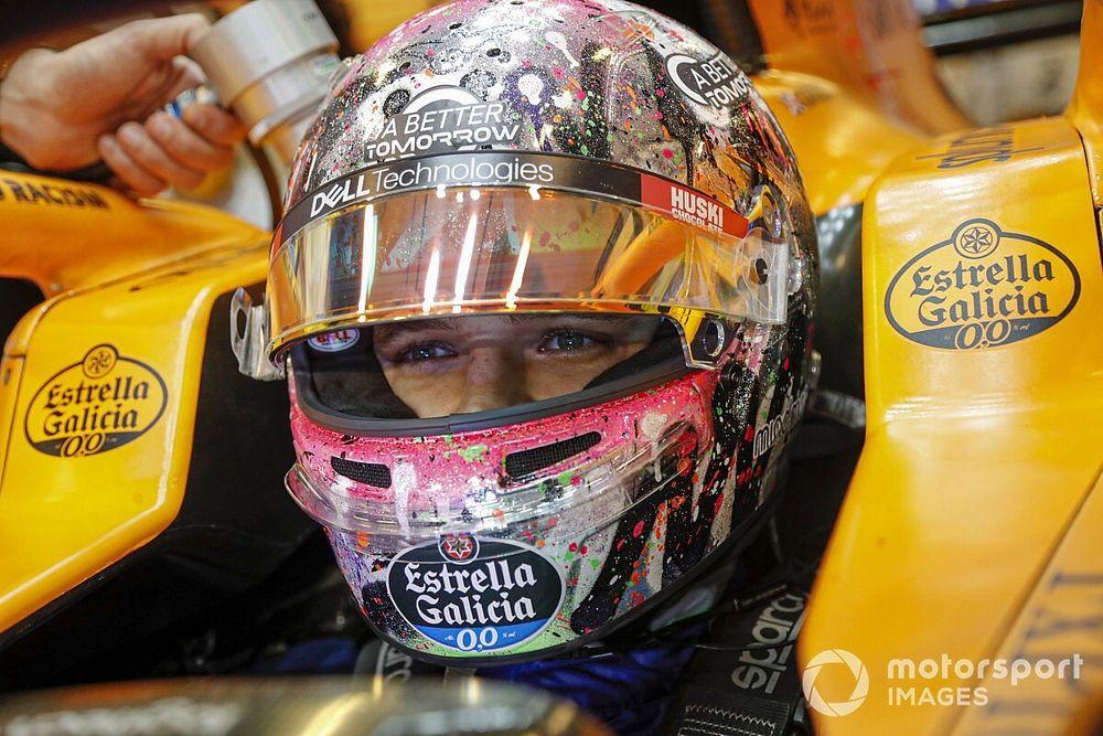 McLaren explains how Norris has grown as F1 driver