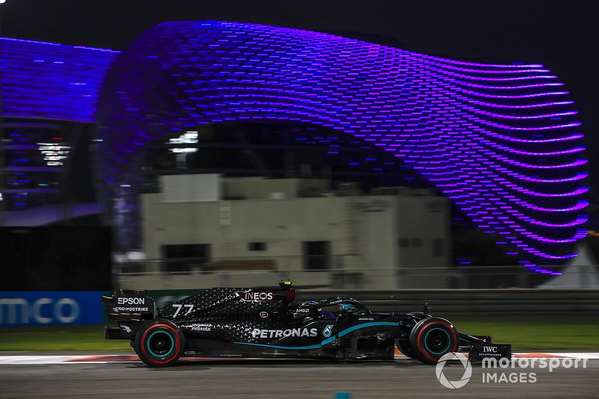 Abu Dhabi GP: Bottas tops FP2 from Hamilton – Motorsport