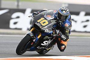 Hasil FP2 Moto2 Portugal: Luca Marini Buktikan Kelas