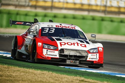 Hockenheim DTM: Rast on pole for decider, Muller only fourth