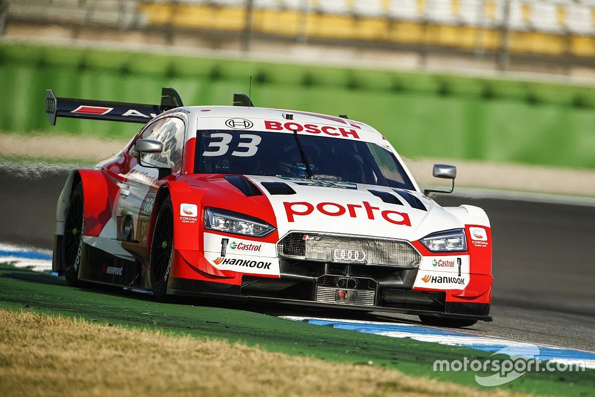 Hockenheim DTM: Rast yine pole pozisyonunda, Müller dördüncü oldu