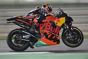 KTM-rijders 'nog niet bezorgd' na stroeve start MotoGP-test