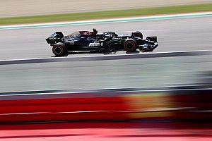 """F1 - Hamilton lamenta erro em Ímola: """"Primeiro em muito tempo"""""""
