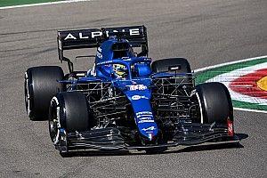 Alonso Perlu Waktu Temukan Kecepatannya Lagi