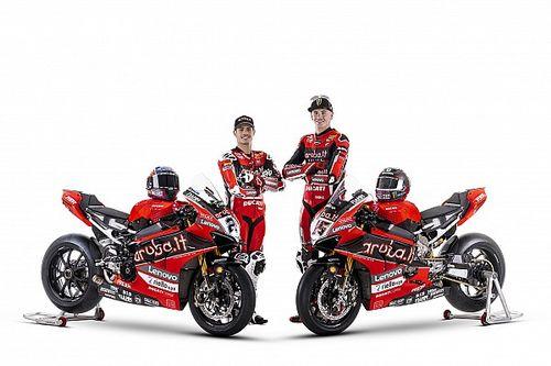 SBK: svelata la Ducati di Redding e Rinaldi per la stagione 2021