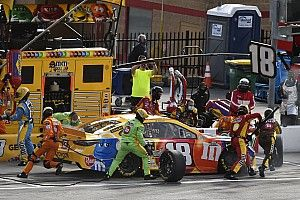 """Kyle Busch looking """"to be the best when it matters most"""""""