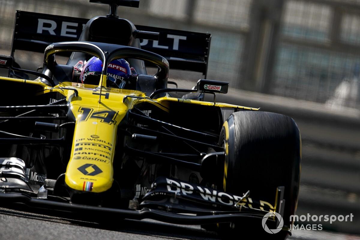 """Alonso sera une """"source d'inspiration"""" pour les juniors Alpine"""