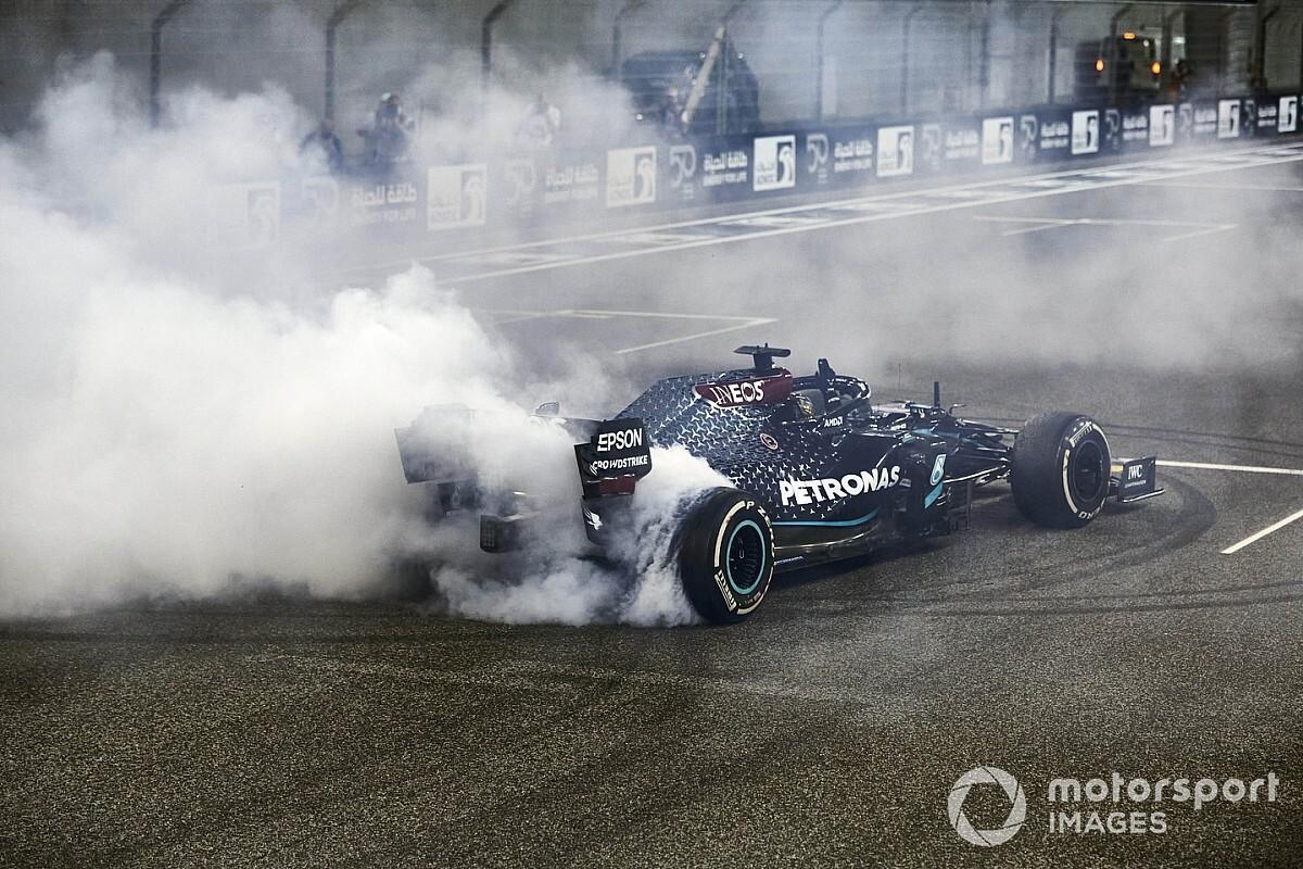 """F1""""七冠""""之师梅赛德斯3月2日发布2021新车"""