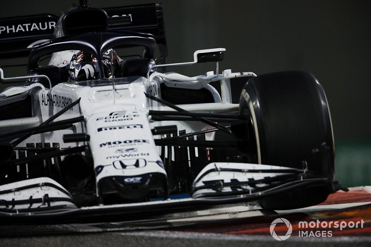 ホンダF1エンジンサウンド2021:アルファタウリが新車始動音声を公開