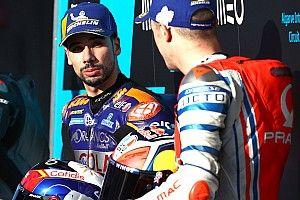 """Oliveira: """"Me divierto con la KTM, la tenemos muy a punto para la carrera"""""""