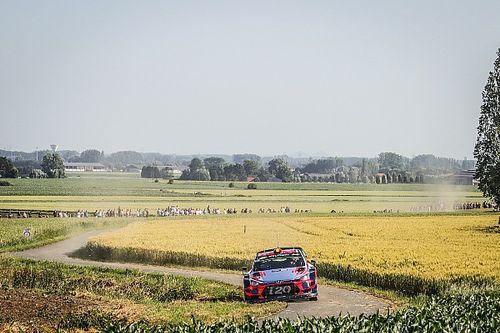 WRC odwiedzi tor Formuły 1