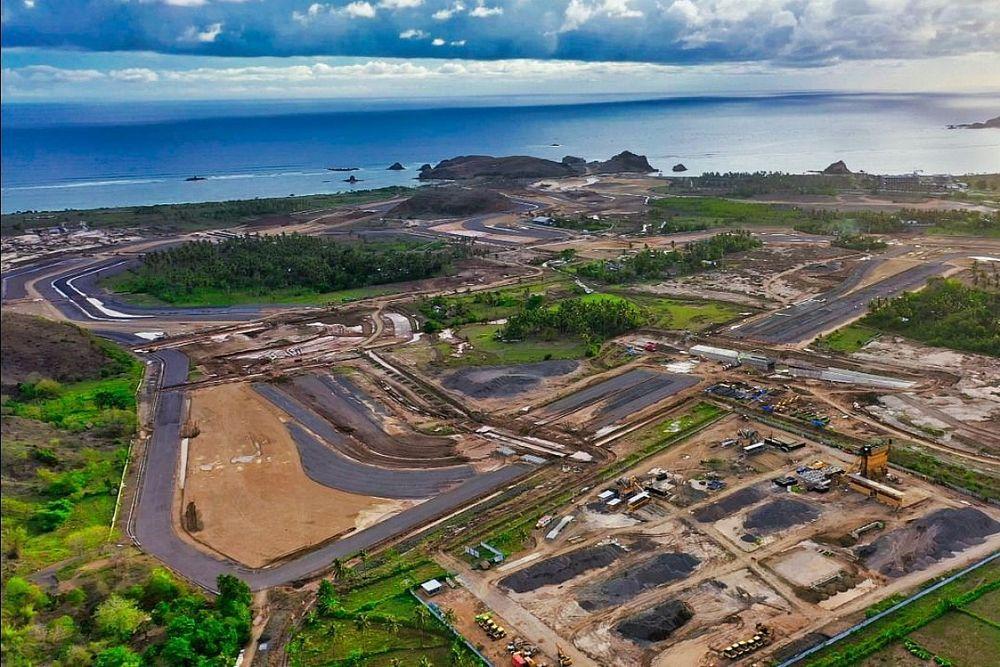 Resmi: Mandalika Gelar WSBK Indonesia 21 November 2021