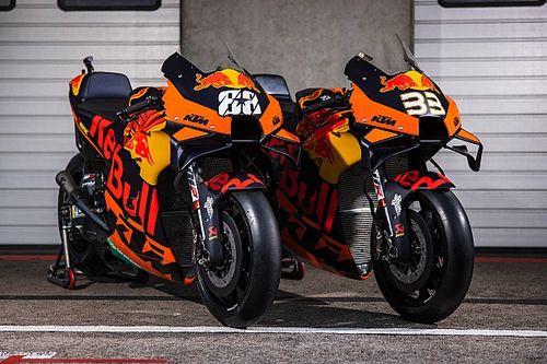 Kijk terug: Volg hier de presentatie van Red Bull KTM en Tech3