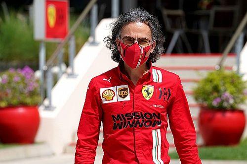"""A Ferrari """"90-95%-ban"""" már a 2022-es autójára koncentrál"""