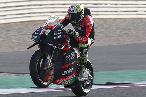 Espargaro snelste in VT1 GP van Doha, Morbidelli kent weer problemen