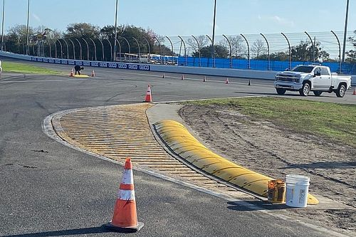 NASCAR alters backstretch chicane on Daytona Road Course