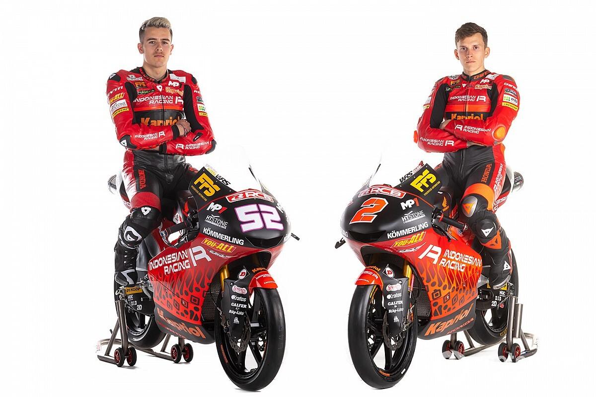 Indonesian Racing Gresini Moto3 Resmi Diperkenalkan