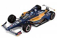 Livery Spesial Takuma Sato di Indy 500