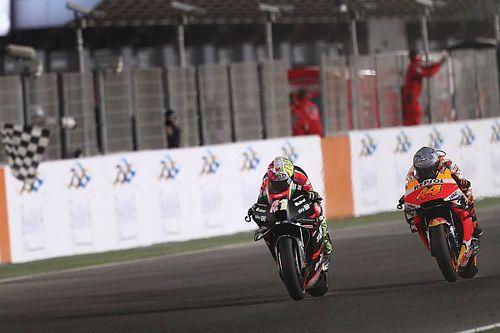 Ini Indikator Kemajuan Aprilia di MotoGP