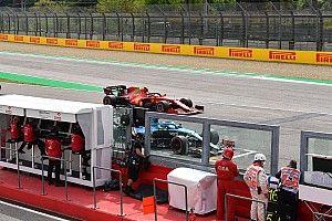 Así vivimos la lucha por la pole del GP Emilia Romagna de F1 2021