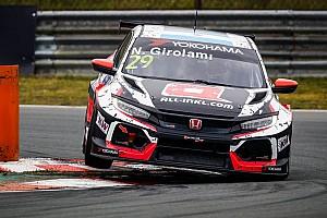 Honda al frente con Girolami