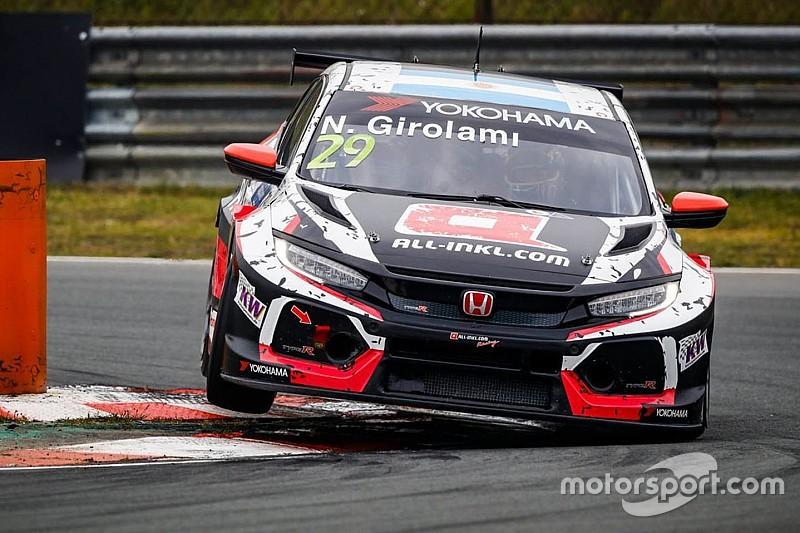 Vila Real, Libere 1: Honda al comando con Girolami