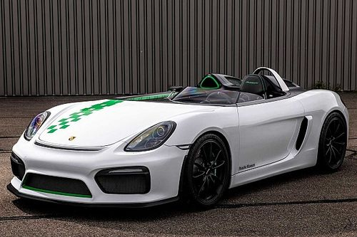 Porsche Head of Design would love a small, lightweight sports car