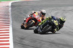 "Rossi: ""Márquez es un calculador"""