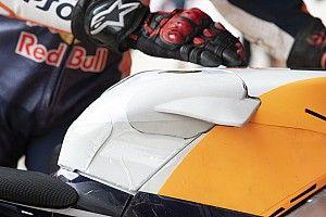 Lorenzo estrena la nueva ergonomía en la que trabajó en Japón