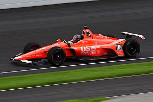 "Andretti ""sitting pretty"" as he tries to break family's Indy jinx"