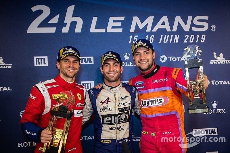 Conheça a trajetória dos brasileiros que fizeram história nas 24h de Le Mans