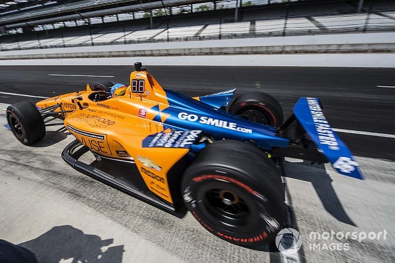 Alonso egyre nagyobb bajban az Indy 500 előtt