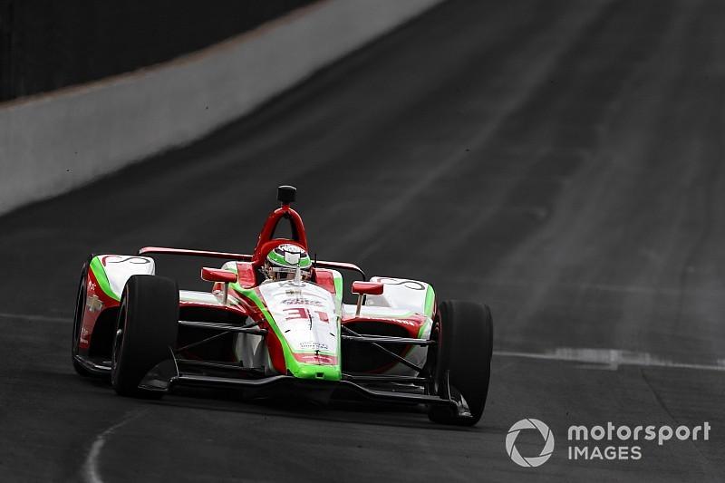 VÍDEO: O'Ward bate e levanta voo durante treino para Indy 500