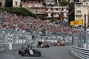 Grand Prix Monako z kibicami