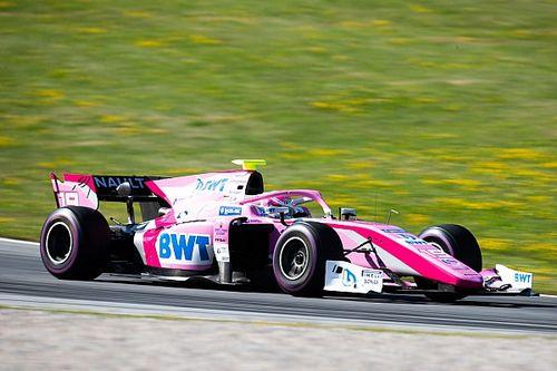 Arden reist na overlijden Hubert met slechts één auto naar Monza