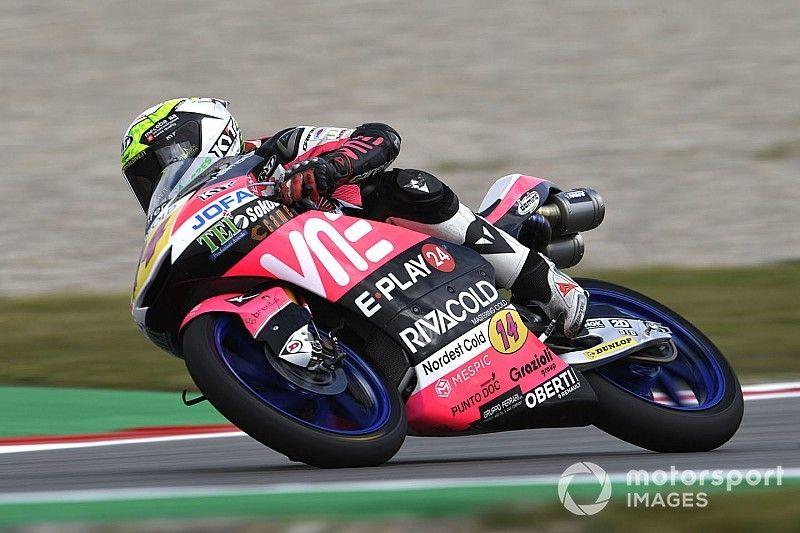Arbolino se regala la pole en Brno