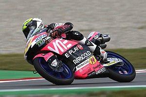 Arbolino gana a Dalla Porta y Canet 'salva' el liderato de Moto3